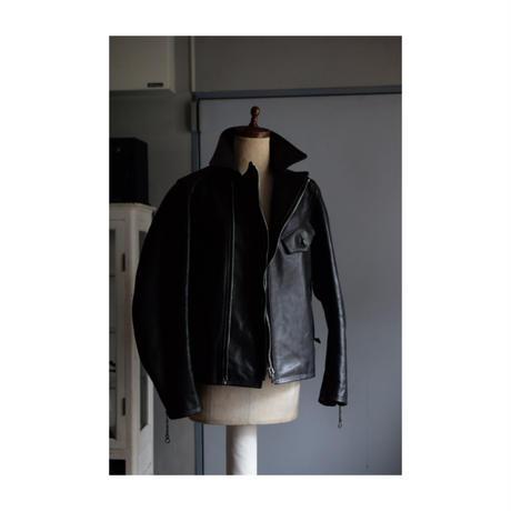 """WILDFRÄULEIN71""""Horse leather riders jacket"""""""