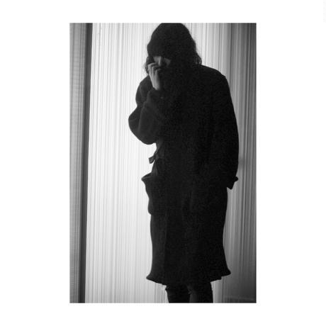 """Jobi fret roop """"knit long chester coat"""""""