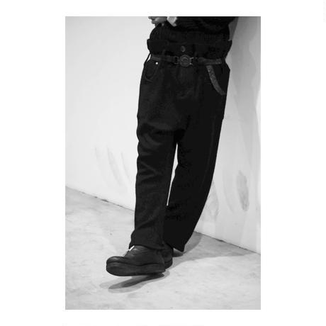 "Jobi fret roop 2020-21 f/w ""knit sarouel trouser"""