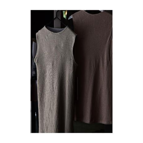 """Jean-van Griniche """"knotting cotton jersey onepiece"""