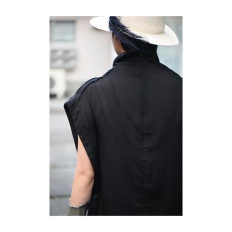 "Jobi fret roop 2020-21 f/w ""square layer shirt"""