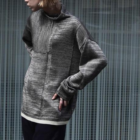 """WILDFRÄULEIN """"matal knit sweater"""""""