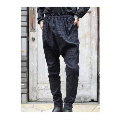 "WILDFRÄULEIN71 ""scar full length easy trouser"""