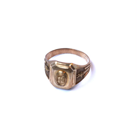 American 1941's law school 10k gold ring
