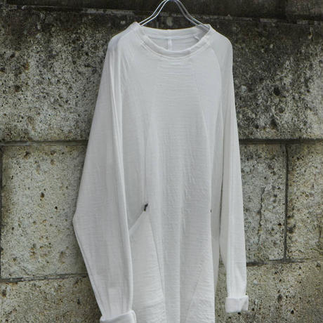 """WILDFRÄULEIN71 2021s/s """"Relaxing architecture knotting cutsew"""""""