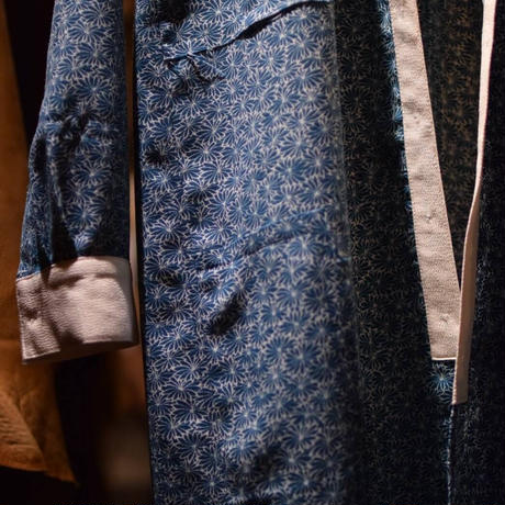 "Hanke's ""Kimono silk decadance over shirt onepiece"""
