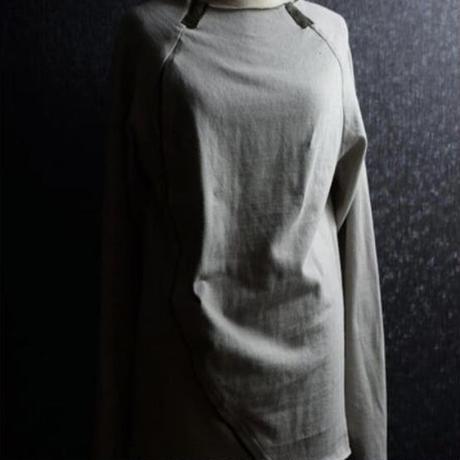 "WILDFRÄULEIN71 × shomakishima ""film cut and sewn"" c/# beige"