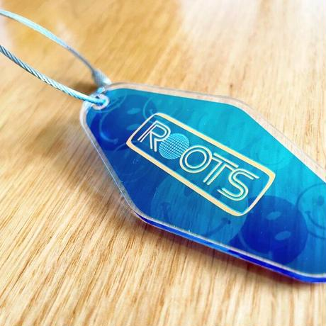 ROOTS Motel Keychain [05-Smile]