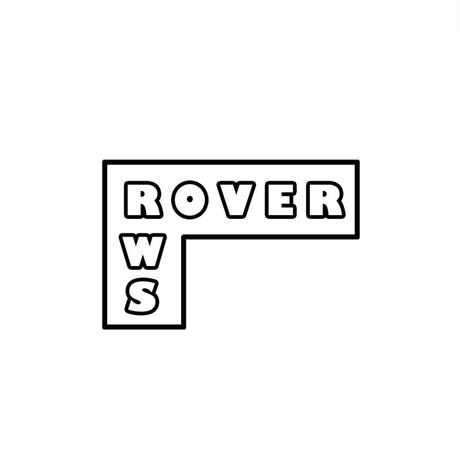 WALL CLOCK  (RWS×ROVER)