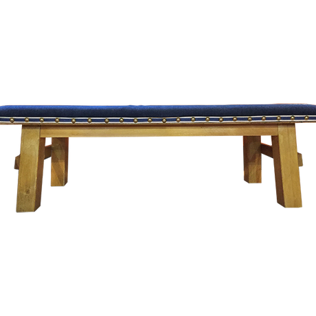 DENIM TOP BENCH (FLAT)