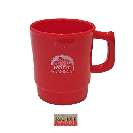 ROOT WORK MUG (plastic)