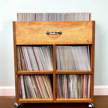 7inch Record Rack