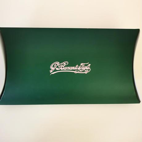 バルサンティ イタリア製 スカーフネックレス(コサージュ) レオパード ネロ