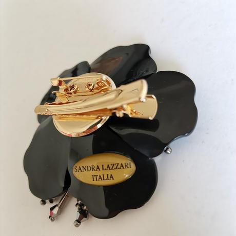 バルサンティ イタリア製 オリジナル ブローチ