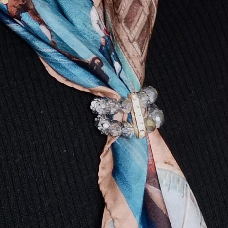バルサンティ オリジナルスカーフリング オーロラ