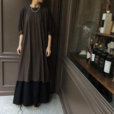 SI-HIRAI ドレープドレス