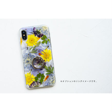 iPhone / 押し花ケース 200617_7