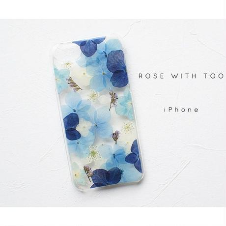 iPhone / 押し花ケース20190703_5