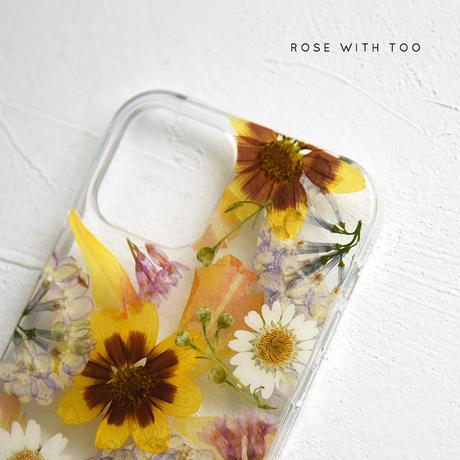 iPhone / 押し花ケース 210512_1