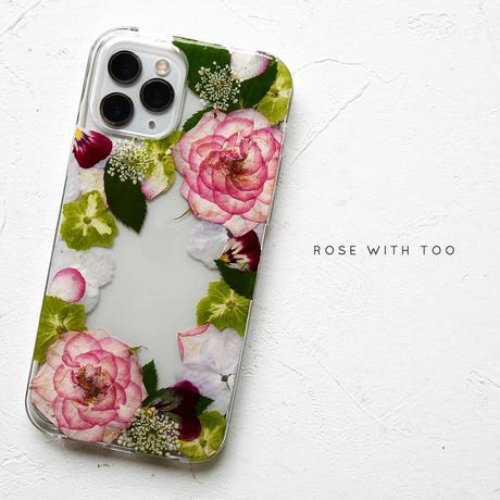 iPhone / 押し花スマホケース 210922_3