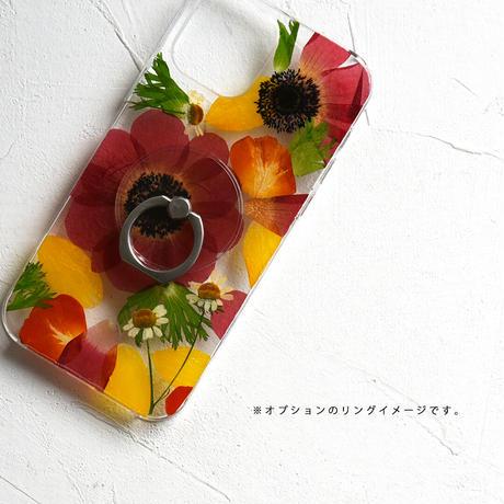 iPhone / 押し花ケース 210203_1