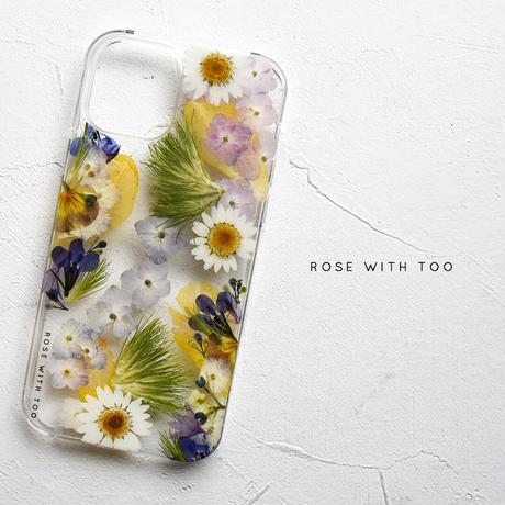 iPhone / 押し花ケース 210630_1