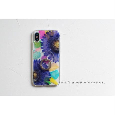 iPhone / 押し花ケース20191002_6
