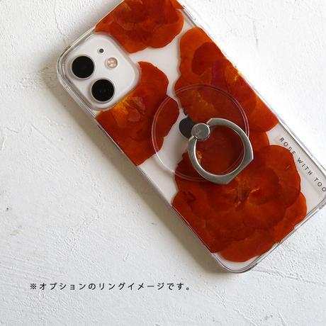 Galaxy /   押し花スマホケース  210224_2