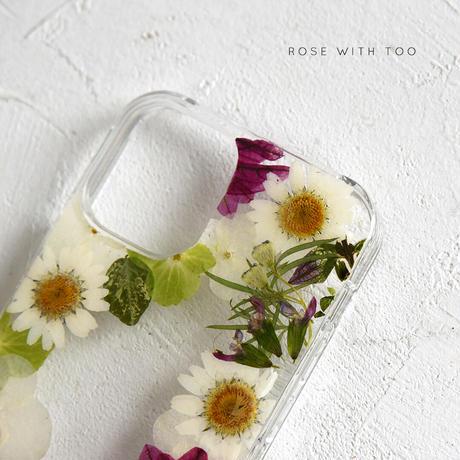 iPhone / 押し花ケース 210120_3