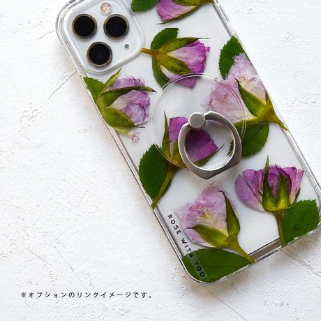 Galaxy /   押し花スマホケース  210915_2