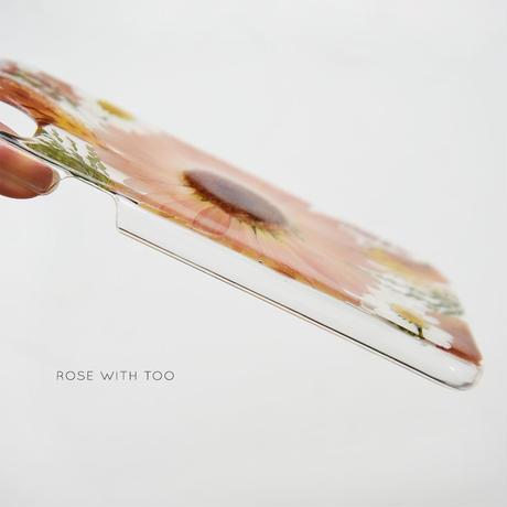 【リング不可】iPhone / 押し花ケース 200527_3