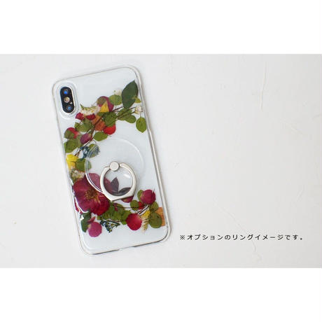 iPhone / 押し花ケース 20191127_8