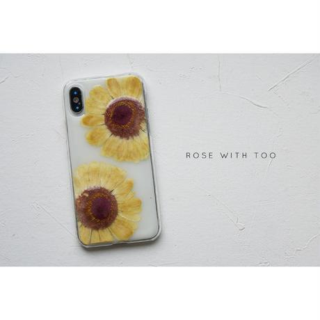 iPhone / 押し花ケース 20200129_1