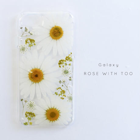 Galaxy / 押し花ケース20190625_10