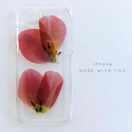 iPhone / 押し花ケース20190626_1