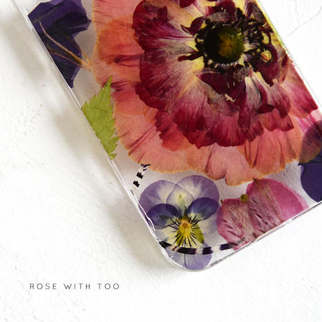 iPhone / 押し花ケース 210120_9
