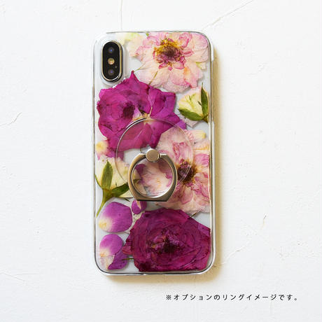 iPhone / 押し花ケース 200819_3