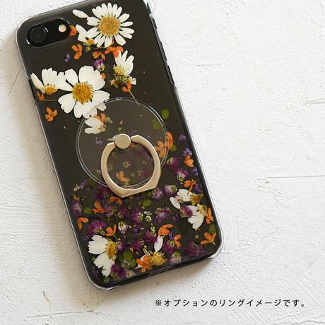 iPhone / 押し花ケース 201021_5