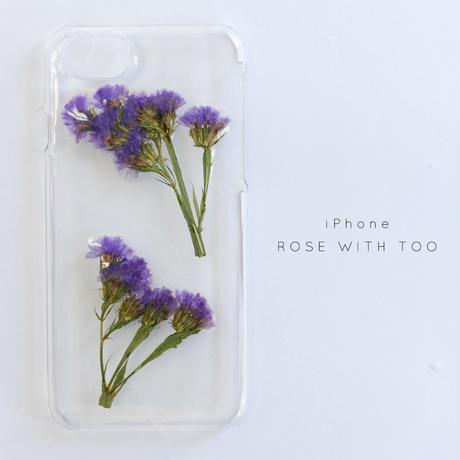 iPhone / 押し花ケース20190626_2