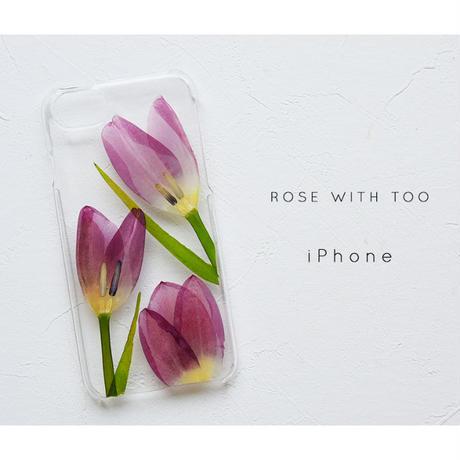 再販iPhone / 押し花ケース 20200219_1