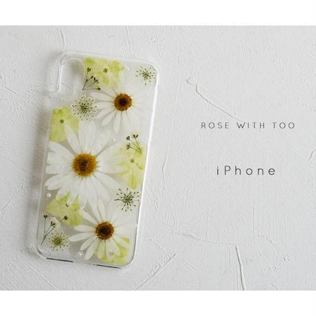 【再販商品】iPhone / 押し花ケース20190626_10