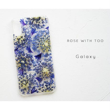 Galaxy /   押し花スマホケース 20200506_10