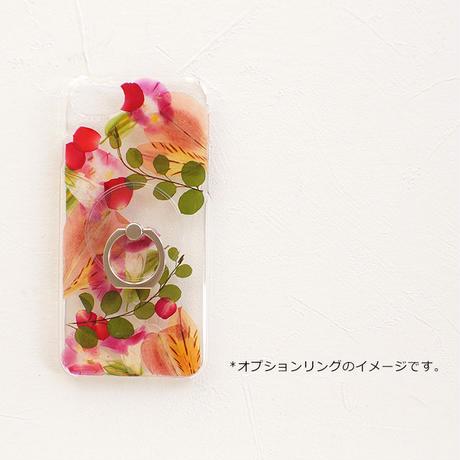 iPhone / 押し花ケース20191016_5
