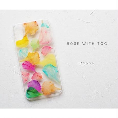 iPhone / 押し花ケース20191002_1