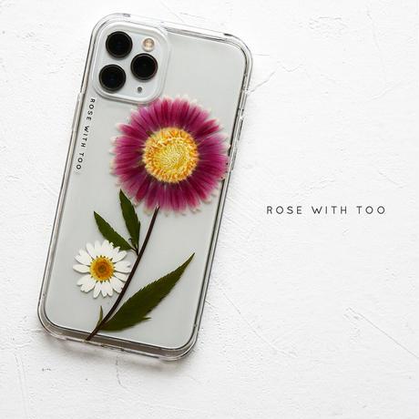 iPhone / 押し花スマホケース 211013_3