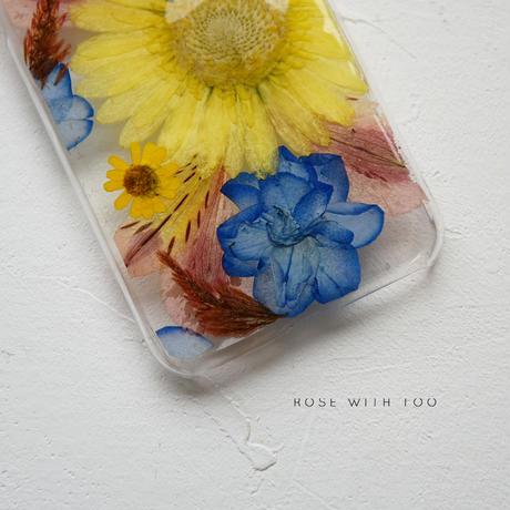 【リング不可】iPhone / 押し花ケース 20200129_9