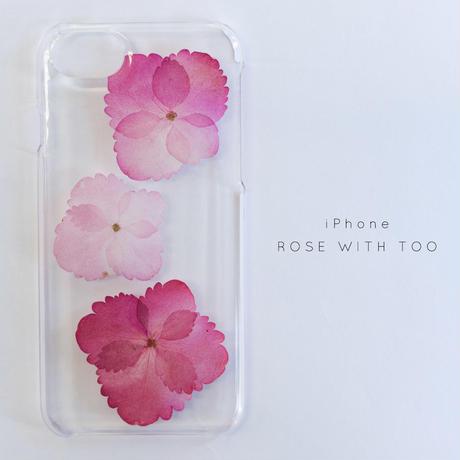 iPhone / 押し花ケース20190626_4