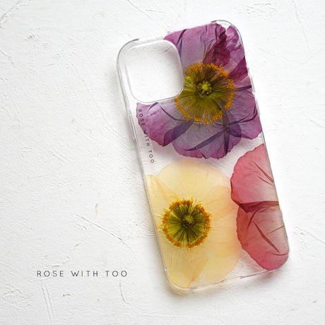 iPhone / 押し花ケース 210317_7