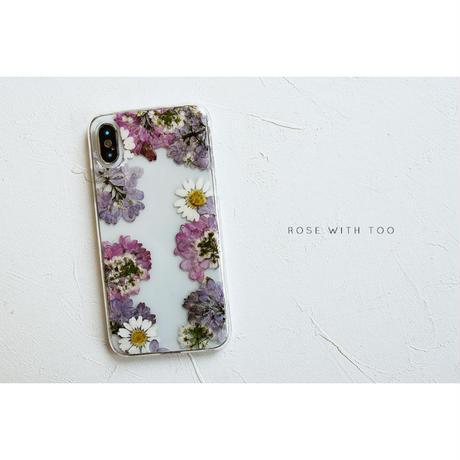 iPhone / 押し花ケース 190508_3
