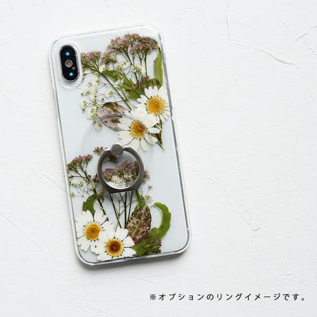 iPhone / 押し花ケース 200909_1